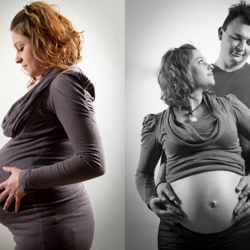 seance photo femme enceinte