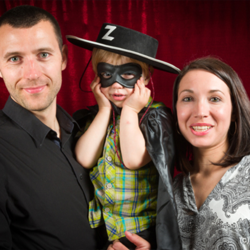 seance photo famille